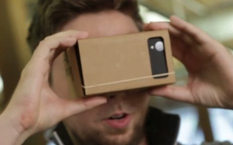 More evidence points toward Android VR unveil at GoogleI/O