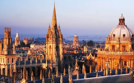 2. University of Oxford
