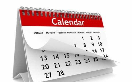 HSA-Cedar Park 2017-2018 Activity Calendar