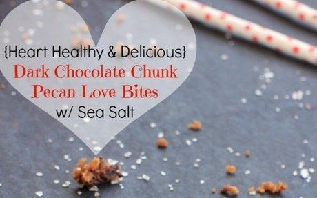 Chocolate Pecan Love Bites