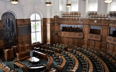 Government and Politics In Denmark
