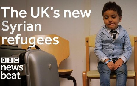 The UK's new Syrian Refugees