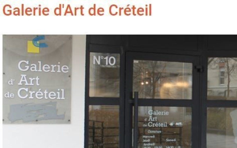 Ville de Créteil - Galerie d'Art de Créteil