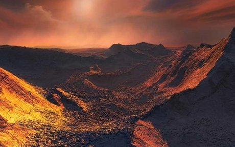 """New """"Candidate Super-Earth"""" Planet Found Near Barnard's Star"""
