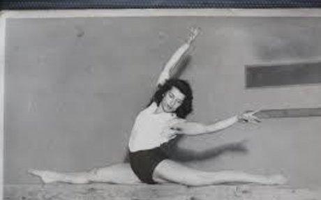 Korondi Margit olimpiai bajnok tornász