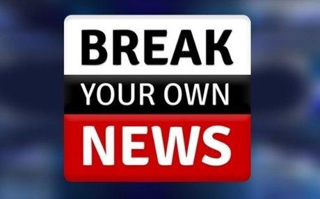 Break Your Own News - The Breaking News Generator