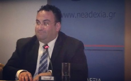 O Απόστολος Κρητικόπουλος παρουσιάζει το Οικονομικό Πρόγραμμα της Νέας Δεξιάς