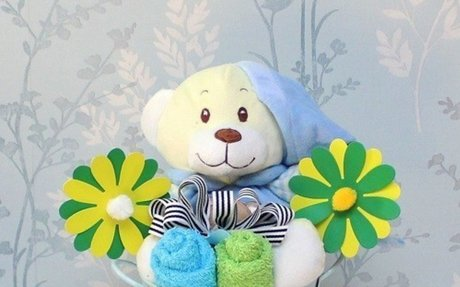 Baby Flowers and Gifts - Send baby gift online Melbourne