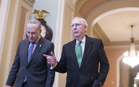 The Senate put 4 immigration bills up for a vote. They all failed.