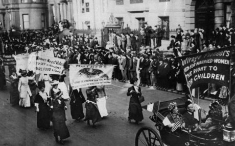 'Night of terror': The suffragists who were beaten and tortured for seeking the vote
