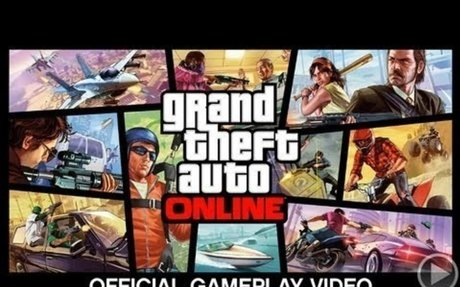 GTA 5 Multiplayer Gameplay Trailer - Grand Theft Auto Online
