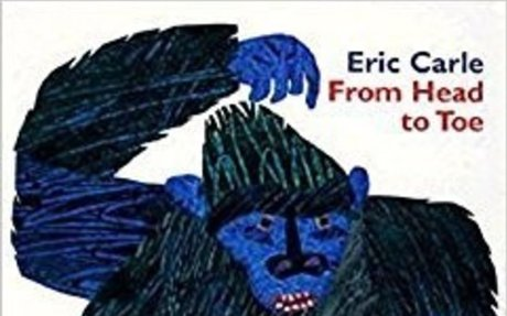 Amazon.com: From Head to Toe Board Book (9780694013012): Eric Carle: Books