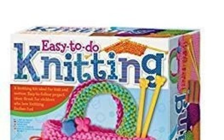 Amazon.com: 4M Knitting Art Kit: Toys & Games