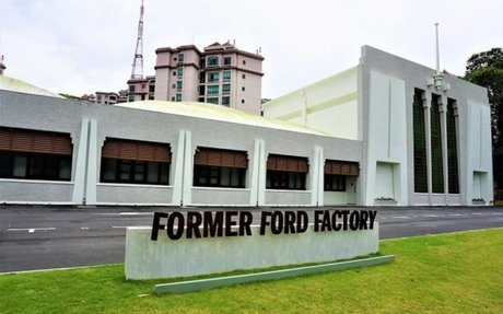 Former Ford Factory POWs