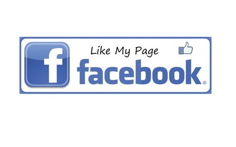 Like my Facebook page