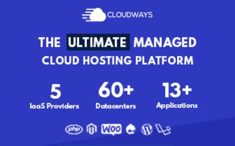 Cloudways Managed, Fast and Secure Cloud Hosting for your Growing Business. Limitless grow