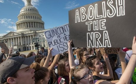 Is This the Moment for Gun Control? A Gridlocked Congress Is Under Pressure