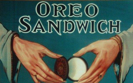 10. Oreo Cookie's