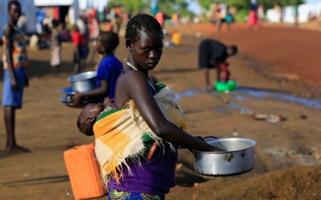 The world has abandoned South Sudanese refugees