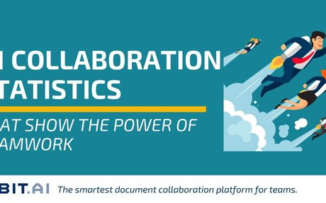 21 Collaboration Statistics that Show the Power of Teamwork
