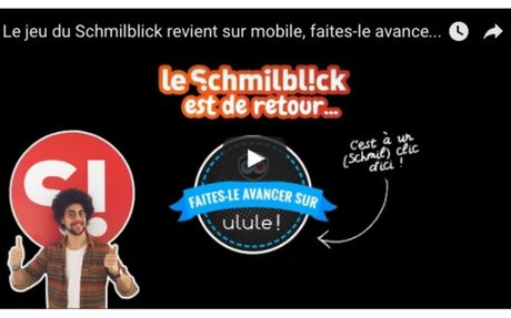 INNOVATION - Le Schmilblick, le jeu qui finance les associations à fort impact social