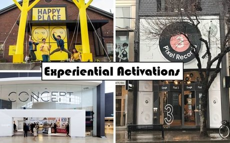 How Experiential Activations Can Drive Foot Traffic to Canadian Retailers [Analysis]