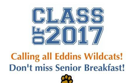 Eddins Breakfast for Seniors