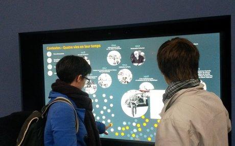 Depuis 2013 - Formations au numérique à l'Ecole du Louvre
