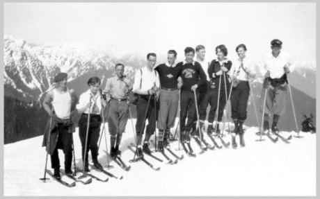 8. Cross Country Skiing