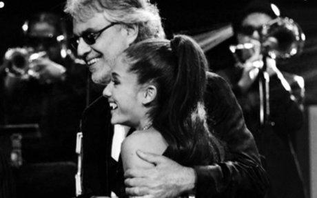 Andrea Bocelli & Ariana Grande