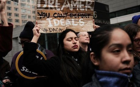 Legal immigrants to the US worry about their future