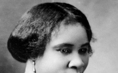 9. Madam C.J. Walker