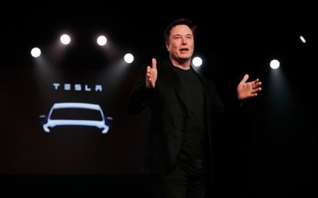 Tesla's self-driving robotaxis will be on roads by next year, promises Musk