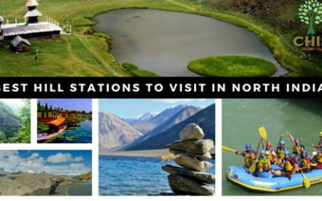 Best Hill stations to visit in North India with Country Holidays Inn & Suites