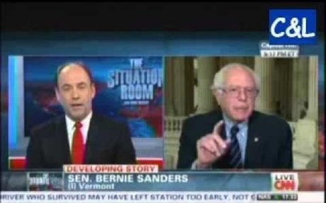 Bernie Sanders Tells The Truth About The Minimum Wage