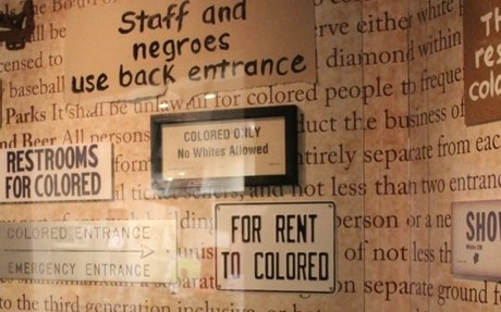 What was Jim Crow - Jim Crow Museum - Ferris State University