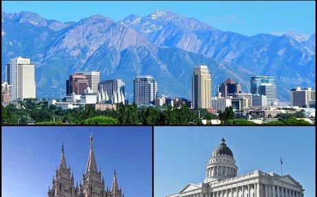 Salt Lake City, My Birthplace