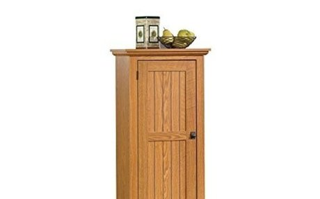 Affordable Free Standing Broom Closet Cabinet