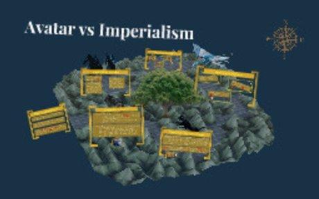 imperialism in avatar?