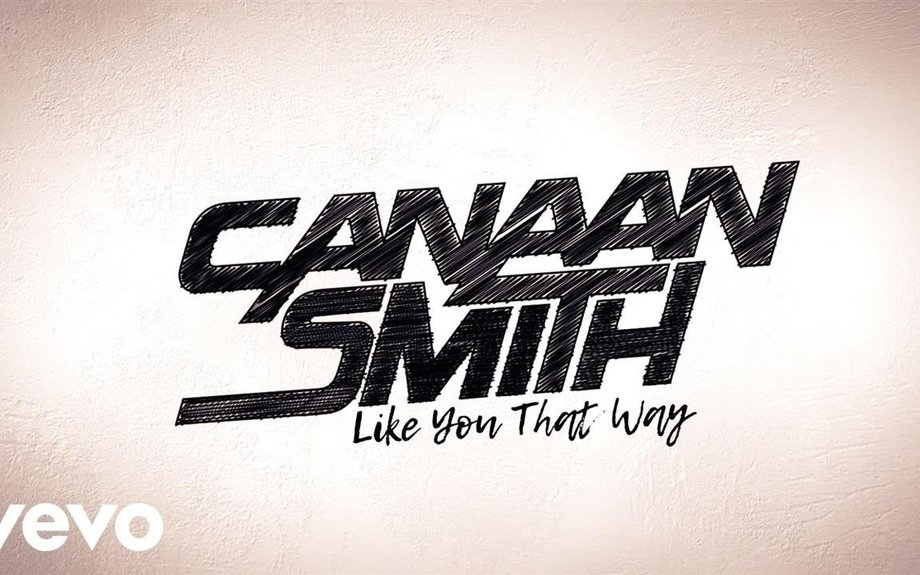 Canaan Smith - Like You That Way (Lyric Video)