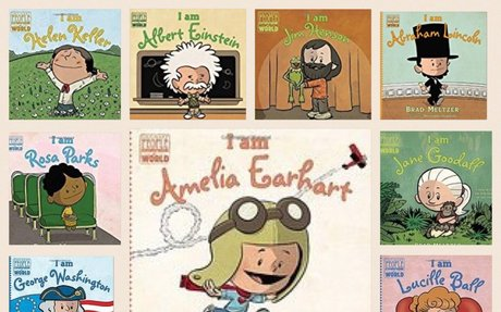 Top Ten Picture Books for Read Alouds by Kate Olson