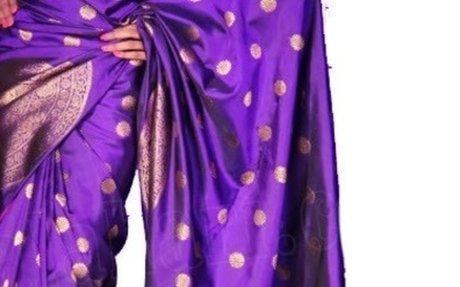 Buy Designer Kancheevaram Saree – Luxurionworld