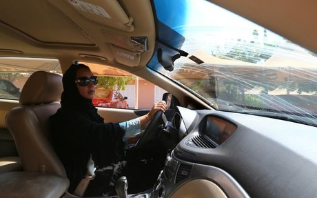 Saudi Arabia finally lets women drive