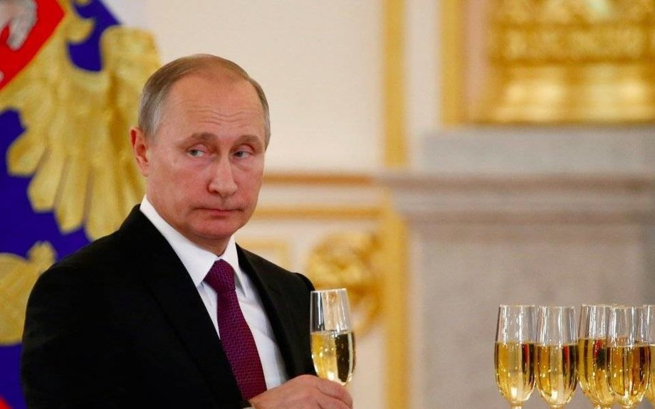 How Vladimir Putin became one of the most succesful leaders in the world
