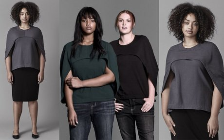 For the Cool Girls! Universal Standard Redefines Contemporary Plus-Size Fashion
