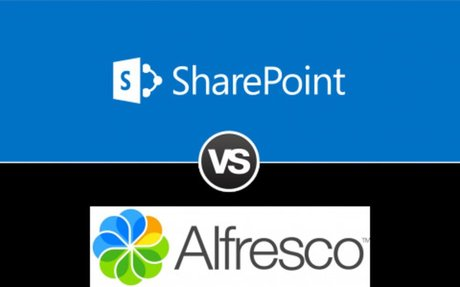 Detailed comparison report of Sharepoint & Alfresco