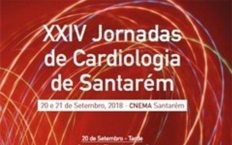 XXIV Jornadas de Cardiologia de Santarém