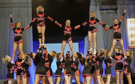 Cheerleading is my Sport/ Animadoras es mi Deporte