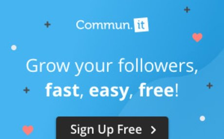 Commun.it Twitter Marketing Tool A smarter,simpler,solution to all your community manageme