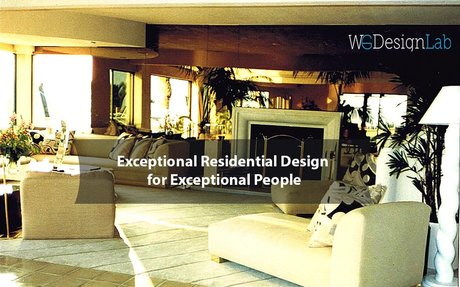 Get Online Professional Residential Designer at WG Design Lab
